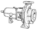 Single Stage Pumps - Volute casing pump acc. ISO 2858 and ISO 5199